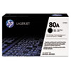 HP HP 80A, (CF280A) Black Original LaserJet Toner Cartridge