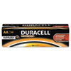Duracell® CopperTop Alkaline Batteries with Duralock Power Preserve Technology, AA, 36/Pk
