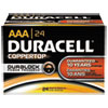 CopperTop Alkaline Batteries with Duralock Power Preserve Technology, AAA, 24/Bx