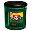 Folgers® Coffee, Decaffeinated, Ground, 33.9 oz