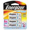 Energizer® Advanced Lithium Batteries, AA, 4/Pack