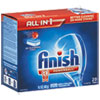FINISH® Powerball Dishwasher Tabs, Fresh Scent, 20/Box