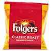 Folgers® Coffee, Fraction Pack, Classic Roast, 1.5oz, 42/Carton