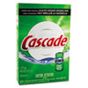 Cascade® Automatic Dishwasher Powder, Fresh Scent, 45oz Box, 12/Carton