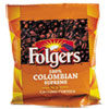 Folgers® Coffee, 100% Colombian, Ground, 1.75oz Fraction Pack, 42/Carton