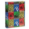 Mohawk Copier Gloss Paper, 94 Brightness, 32lb, 8-1/2 x 11, Pure White, 500 Shts/Rm