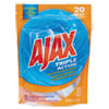 Ajax® Triple Action Automatic Dishwasher Detergent Packs, Fresh Scent, 20/Pack