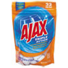 Ajax® Triple Action Automatic Dishwasher Detergent Packs, Fresh Scent, 32/Pack
