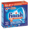 FINISH® Powerball Dishwasher Tabs, Fresh Scent, 60/Box