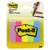 Post-it® Page Markers, Ultra, 100 Flags/Pad, 5 Pads/Pack