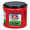 Folgers® Coffee, 29.2 oz Canister, Half-Caff