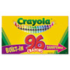 Crayola® Classic Color Pack Crayons, 96 Colors/Box