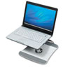 Belkin® Laptop Cooling Stand with Wave Design, 11 1/2 x 12 1/2 x 1 3/8, White