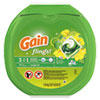Gain® Flings Laundry Detergent Pods, Original Scent, 0.06 Pac, 72/Container