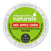 Green Mountain Naturals™ Hot Apple Cider K-Cups, 96/Carton