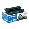 Brother® DR510 Drum Cartridge, Black