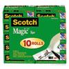 Scotch® Magic Tape Value Pack, 3/4