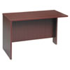 Bush® Return Bridge Series C, 47-3/4w x 23-3/8d x 29-7/8h, Mahogany
