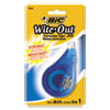 BIC® Wite-Out EZ Correct Correction Tape, Non-Refillable, 1/6
