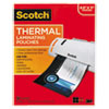 Scotch™ Laminating Pouches, 3 mil, 9