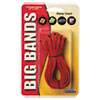 Alliance® Big Bands Rubber Bands, Size 117B, 0.06