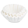BUNN® Coffee Filters, 10/12-Cup Size, 100 Filters/Pack
