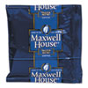 Maxwell House® Coffee, Regular Ground, 1 1/10 oz Pack, 42/Pack