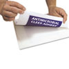 C-Line Antimicrobial Cleer Adheer Laminating Film, 2 mil, 9 x 12, 50/Box