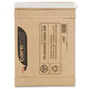 Caremail® Caremail Rugged Padded Mailer, Side Seam, 8 1/2 x 10 3/4, Light Brown, 25/Carton
