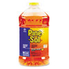 Pine-Sol® Scented All-Purpose Cleaner Concentrate, Orange Energy, 144oz Bottle, 3/Carton