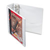 Cardinal® EasyOpen ClearVue Locking Slant-D Ring Binder, 3