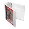 Cardinal® EasyOpen ClearVue Locking Slant-D Ring Binder, 4