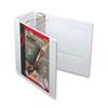 Cardinal® EasyOpen ClearVue Locking Slant-D Ring Binder, 5