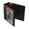 Cardinal® Easy Open ClearVue Locking Slant-D Ring Binder, 5