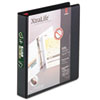 Cardinal® XtraLife ClearVue Non-Stick Locking Slant-D Ring Binder, 1-1/2