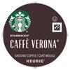 Starbucks® Caffe Verona Coffee K-Cups Pack, 24/Box