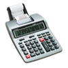 Casio® HR-100TM Two-Color Portable Printing Calculator, Black/Red Print, 2 Lines/Sec