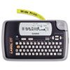 Casio® KL-120 Label Maker, 1 Lines, 7-1/2w x 4-1/2d x 2-1/5h