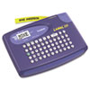Casio® KL-60L Label Maker, 2 Lines, 6-5/8w x 4-1/2d x 1-1/16h