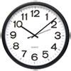 Universal® Round Wall Clock, 13.5