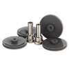 CARL® Replacement Punch Head Kit for XHC-2100, Two 9/32 Diameter Heads and Four Disks