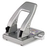 CARL 40-Sheet Capacity HC-240 Two-Hole Punch, 9/32
