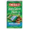 Emerald® 100 Calorie Pack All Natural Almonds, 0.63oz Packs, 7/Box