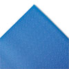 Crown Comfort King Anti-Fatigue Mat, Zedlan, 24 x 36, Royal Blue