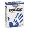 Boraxo® Powdered Original Hand Soap, Unscented Powder, 5lb Box