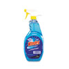 Windex® Powerized Formula Glass & Surface Cleaner, 32oz Trigger Bottle, 12/Carton