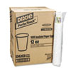 Dixie Hot Cups, Paper, 12 oz., Coffee Dreams Design, 1000/Carton