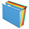 Pendaflex® SureHook™ Hanging File Folders, Letter, Assorted, 20/Box