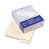 Pendaflex® Reinforced Top Tab File Folders, 11 point Kraft, 1/3 Cut, Letter, 100/Box
