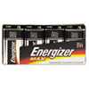 Energizer MAX Alkaline Batteries, 9V, 4 Batteries/Pack